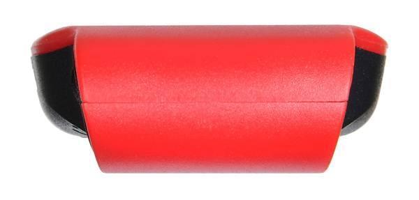 Плеер Digma P2 красный/черный - фото 6