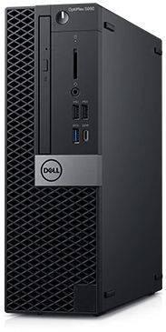 Компьютер Dell Optiplex 5060 черный (5060-7656)