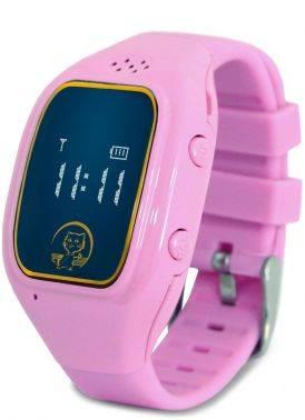 Смарт-часы GINZZU GZ-511 розовый (00-00001161)
