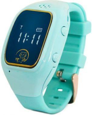 Смарт-часы GINZZU GZ-511 синий (00-00001159)