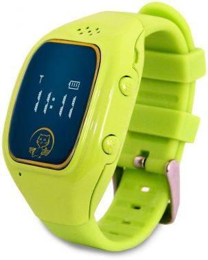 Смарт-часы GINZZU GZ-511 зеленый (00-00001160)