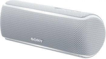 Колонка портативная Sony SRS-XB21 белый (SRSXB21W.RU2)