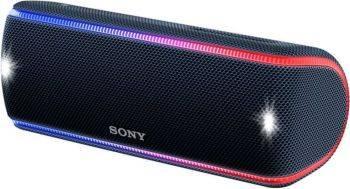 Колонка портативная Sony SRS-XB31 черный (SRSXB31B.RU2)