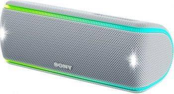 Колонка портативная Sony SRS-XB31 белый (SRSXB31W.RU2)