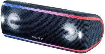 Колонка портативная Sony SRS-XB41 черный (SRSXB41B.RU4)