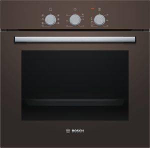 Духовой шкаф электрический Bosch HBF011BL0R коричневый