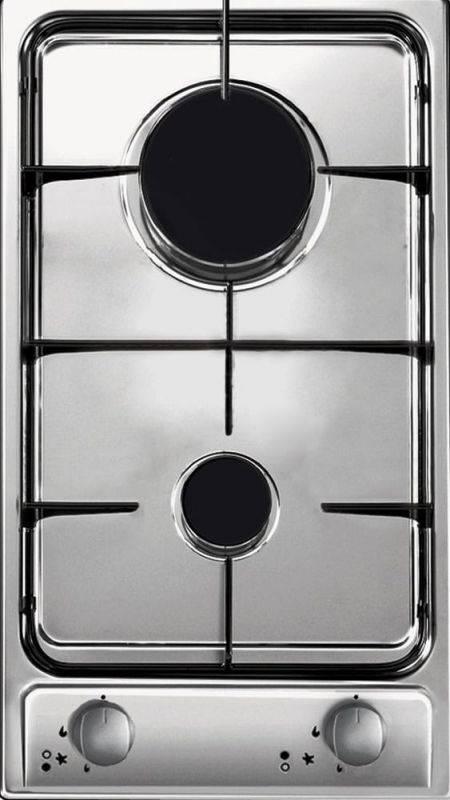 Газовая варочная поверхность Candy CDG 32/1 SPX нержавеющая сталь (33801134) - фото 1