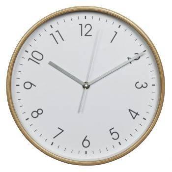 Настенные часы Hama HG-320 белый (00136247)