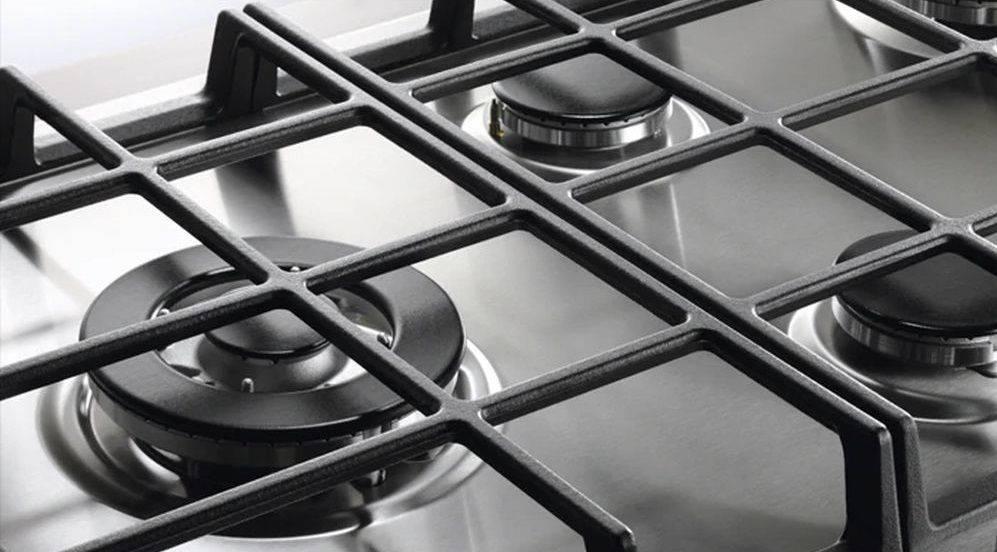Газовая варочная поверхность Electrolux GPE363RBK черный - фото 3