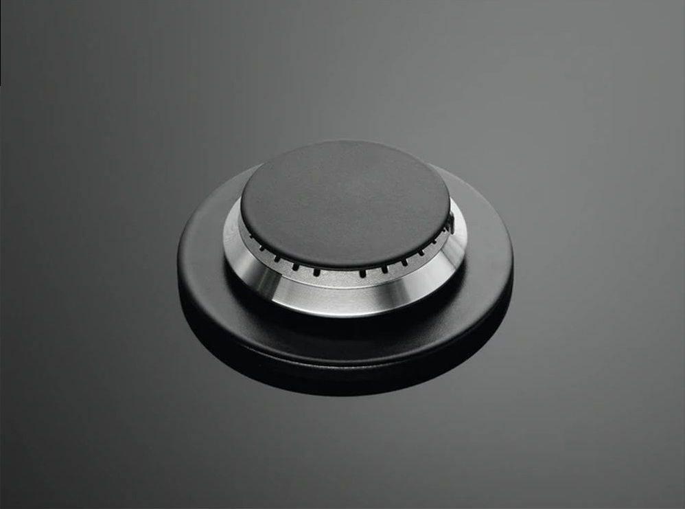 Газовая варочная поверхность Electrolux GPE363RBK черный - фото 5