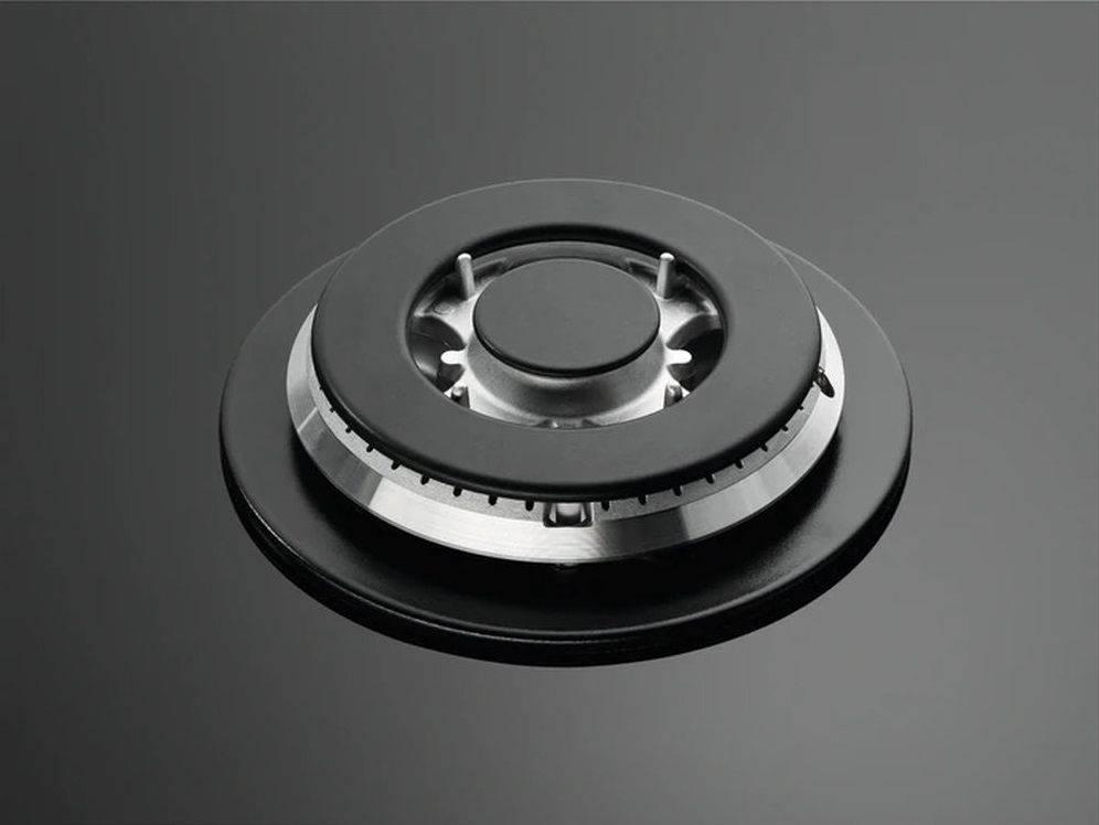 Газовая варочная поверхность Electrolux GPE363RBK черный - фото 6