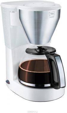 Кофеварка капельная Melitta Easy Top белый (6729561)