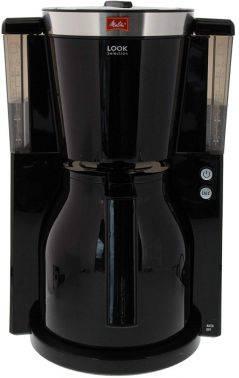 Кофеварка капельная Melitta Look IV Therm Selection черный (6738082)