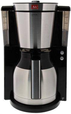 Кофеварка капельная Melitta Look IV Therm de luxe черный (6738068)