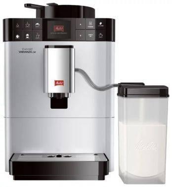 Кофемашина Melitta Caffeo F 570-101 Varianza CSP серебристый (6736040)