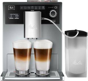 Кофемашина Melitta Caffeo CI серебристый (6581411)