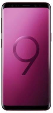 Смартфон Samsung Galaxy S9+ SM-G965F 64ГБ красный (SM-G965FZRDSER)