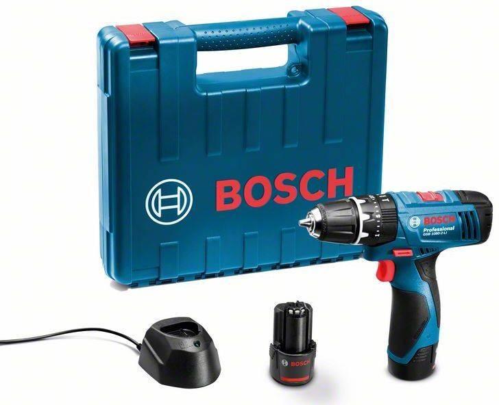 Ударная дрель-шуруповерт Bosch GSB 120-LI (06019F3006) - фото 2