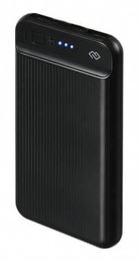 Мобильный аккумулятор DIGMA DG-10000-3U-BK черный