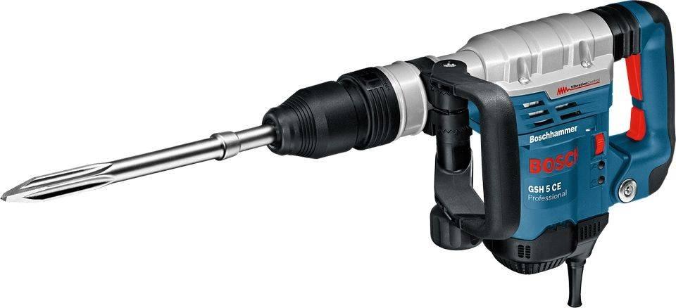 Отбойный молоток Bosch GSH 5 CE Professional (0611321000) - фото 1