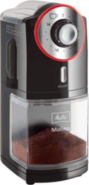 Кофемолка Melitta Molino черный (21295) - фото 1