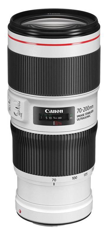 Объектив Canon EF II USM 70-200mm f/4L (2309C005) - фото 1