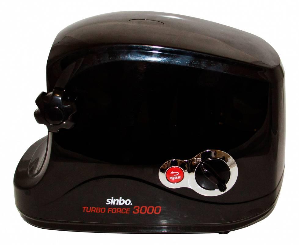 Мясорубка Sinbo SHB 3164 черный - фото 3