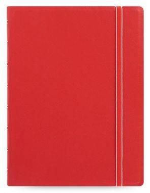 Тетрадь Filofax CLASSIC BRIGHT A5 красный (115008)