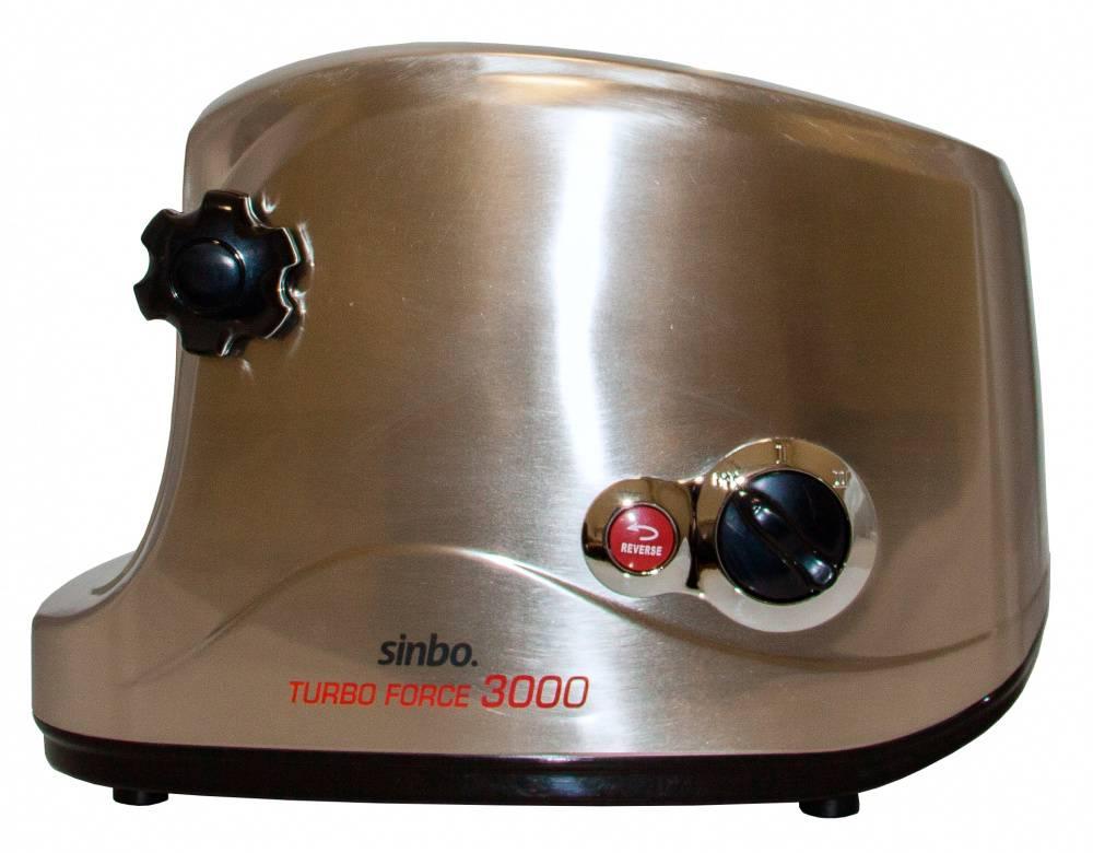 Мясорубка Sinbo SHB 3165 серебристый - фото 3
