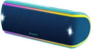 Колонка портативная Sony SRS-XB31 синий (SRSXB31L.RU2)