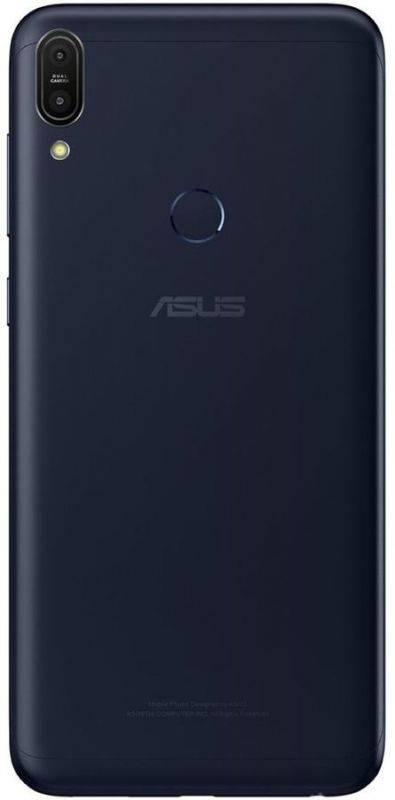 Смартфон Asus ZenFone Max Pro M1 ZB602KL 128ГБ черный (90AX00T1-M01460) - фото 3