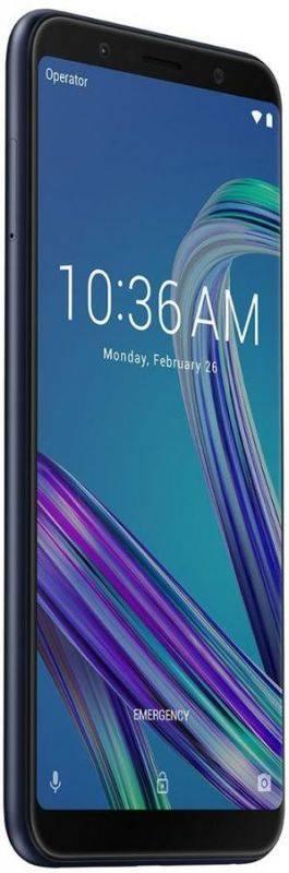 Смартфон Asus ZenFone Max Pro M1 ZB602KL 128ГБ черный (90AX00T1-M01460) - фото 5