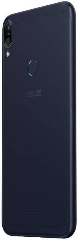Смартфон Asus ZenFone Max Pro M1 ZB602KL 128ГБ черный (90AX00T1-M01460) - фото 6
