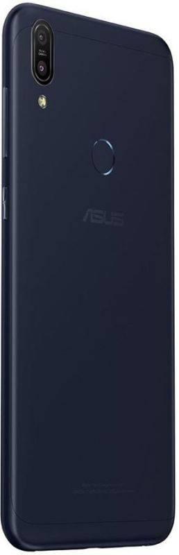 Смартфон Asus ZenFone Max Pro M1 ZB602KL 128ГБ черный (90AX00T1-M01460) - фото 7
