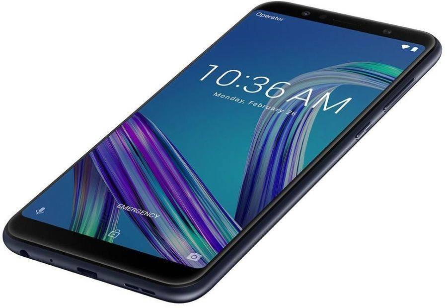 Смартфон Asus ZenFone Max Pro M1 ZB602KL 128ГБ черный (90AX00T1-M01460) - фото 8