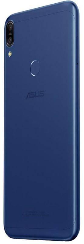 Смартфон Asus ZenFone Max Pro M1 ZB602KL 32ГБ синий (90AX00T3-M01300) - фото 6