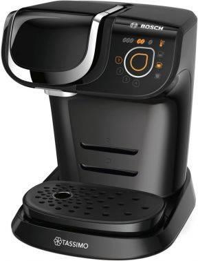 Кофемашина Bosch Tassimo TAS6002 черный