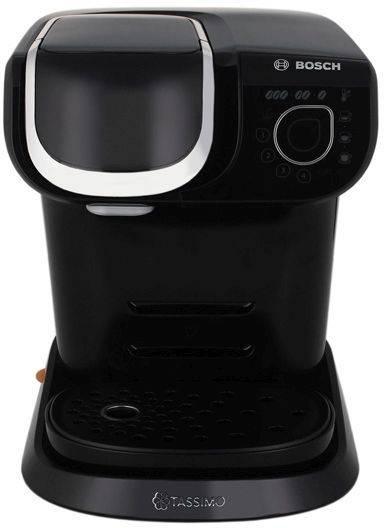 Кофемашина Bosch Tassimo TAS6002 черный - фото 2