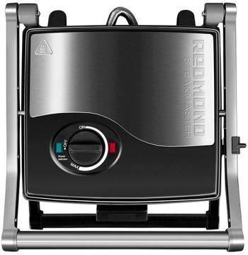 Электрогриль Redmond SteakMaster RGM-M800 черный/серебристый