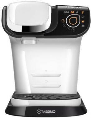 Кофемашина Bosch Tassimo TAS6004 белый/черный