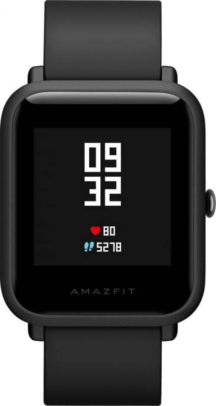 Смарт-часы XIAOMI Amazfit Bip черный - фото 2