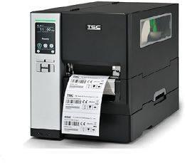 Принтер для печати наклеек TSC MH240T черный