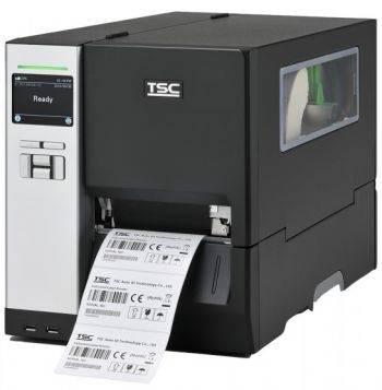 Принтер для печати наклеек TSC MH640T черный