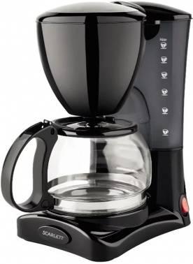 Кофеварка эспрессо Scarlett SC-CM33006 черный (SC - CM33006)