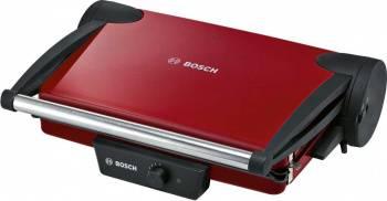 Электрогриль Bosch TFB4402V красный/черный