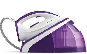 Паровая станция Philips HI5914/30 фиолетовый/белый