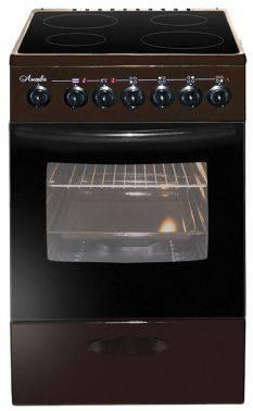 Плита электрическая Лысьва ЭПС 43р1 МС коричневый