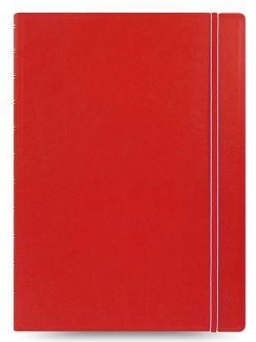 Тетрадь Filofax CLASSIC BRIGHT A4 красный (115023)