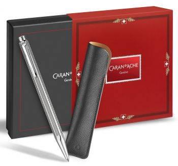 Ручка шариковая Carandache Ecridor Christmas Seasons Greetings (CC0890.018)
