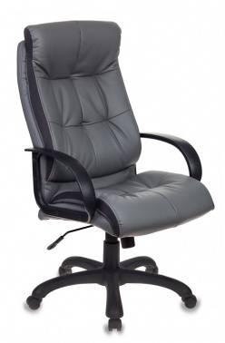Кресло руководителя Бюрократ CH-824 серый (CH-824B/LGREY)